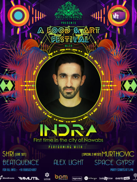 Indra Live @ BPM, HYD (1)