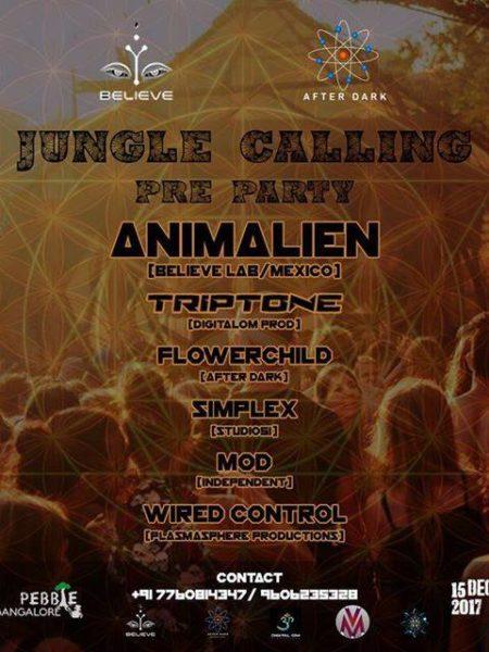 jungle calling