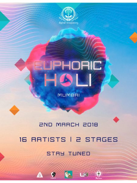 Euphoric Holi