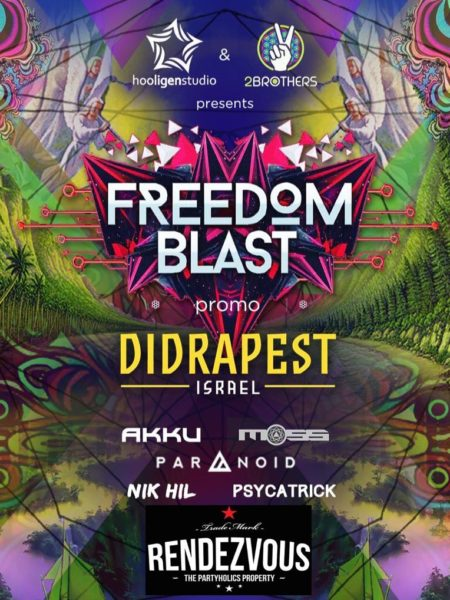 Freedom Blast