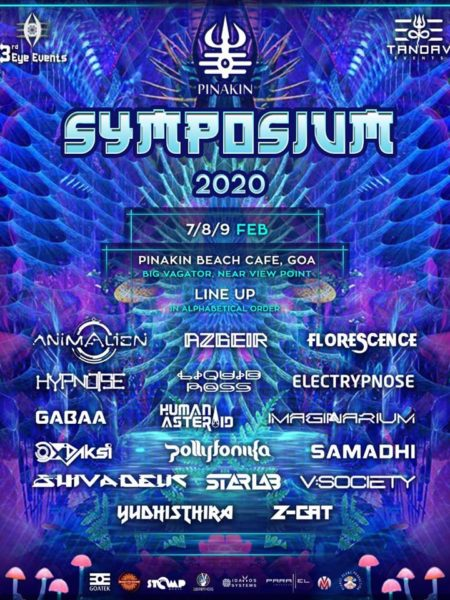 Symposium festival 2020 Goa